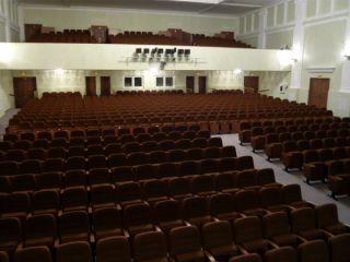 Выборгский дк зал схема зала фото